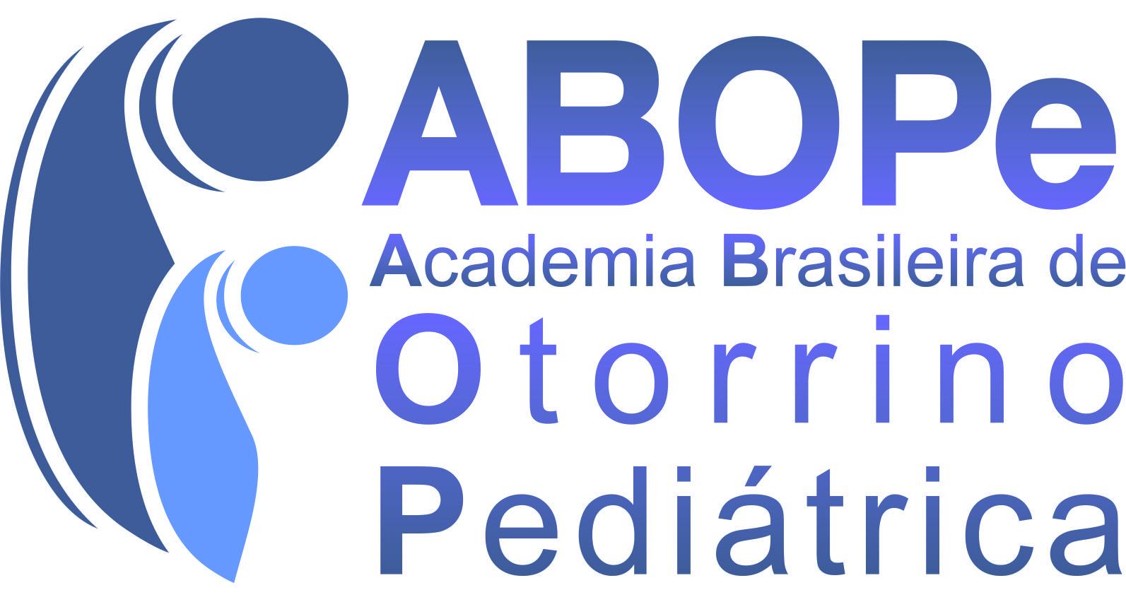 ABOPe - ACADEMIA BRASILEIRA DE OTORRINO PEDIÁTRICA
